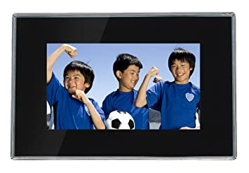 toshiba dmf82xku 8 inch wireless digital media frame black