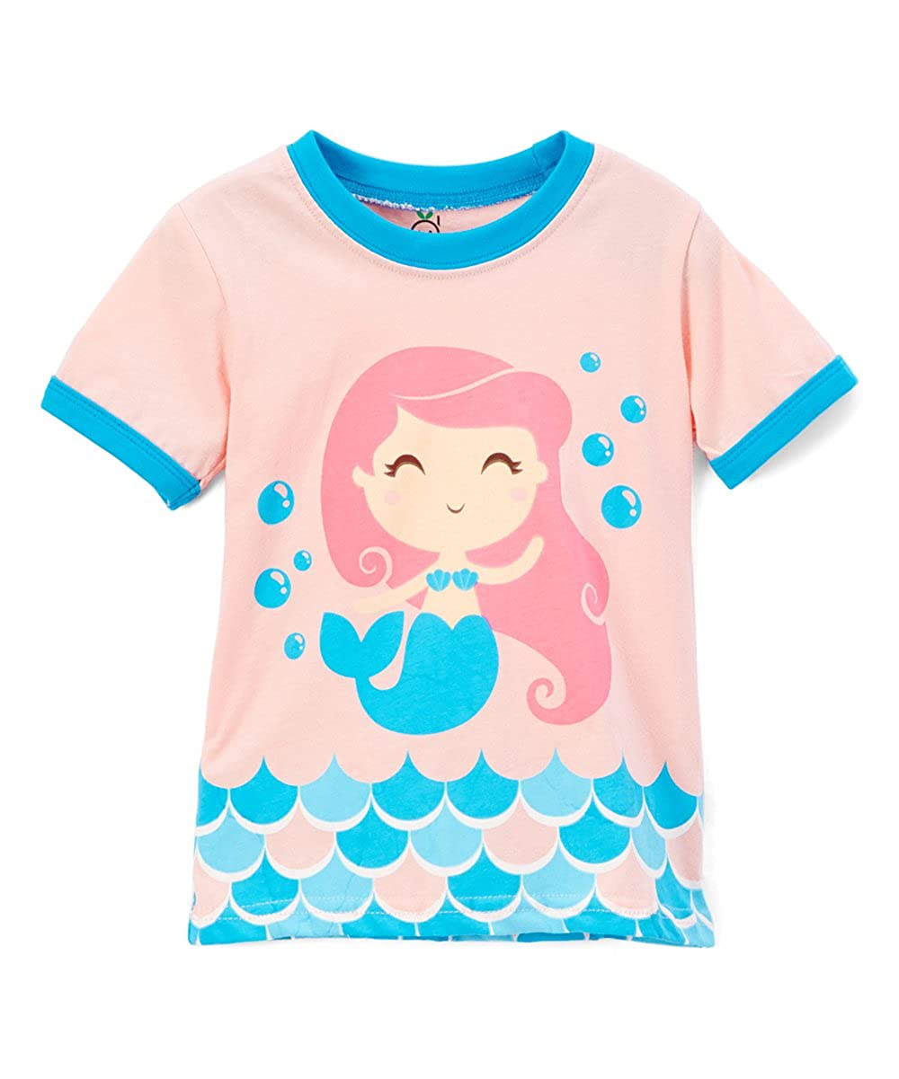 Doodle Pants Baby Girls Mermaid Shirt