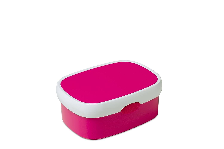 Rosti Mepal Campus - Contenitore alimentare, con margine bianco, colore rosa 107660072406