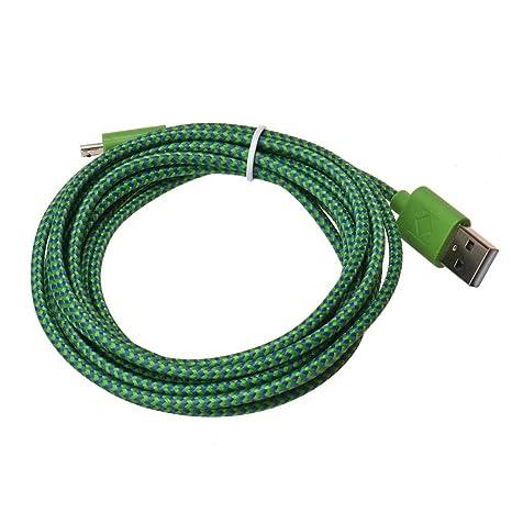 Amazon.com: iuhan de 3 M/10ft cuerda de cáñamo cable micro ...