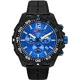Isobrite ISO402 Valor Series Chronograph T100 Blue Dial Tritium Watch
