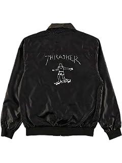 e552f07a3435 Thrasher Magazine China Banks Hooded Sweatshirt Black  Thrasher ...
