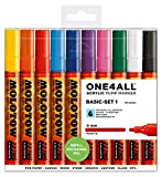 Molotow One4All 227 HS 10er Basic Main Set 1 Kit Lack Marker Stifte Paint Pen
