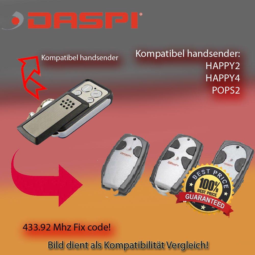 X2daspi Happy 2/Happy 4/pops2compatible emisor manual para, Clones