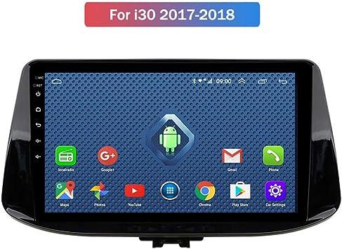 Hp Camp Android 9 1 Octa Core Navigationsgerät Für Auto Für Hyundai I30 2017 2018 Eingebaute Rückfahrkamera Carplay Unterstützt Bluetooth 5 0 Swc Wifi 4g 64g Sport Freizeit