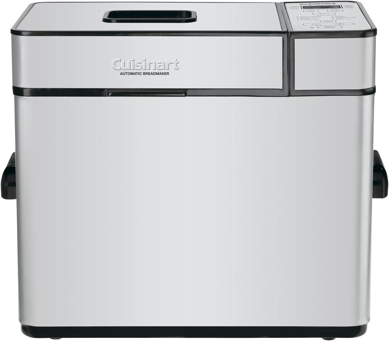 Amazon.com: Panificadora programable Cuisinart CBK-100 de ...