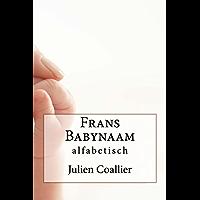 Frans Babynaam: alfabetisch