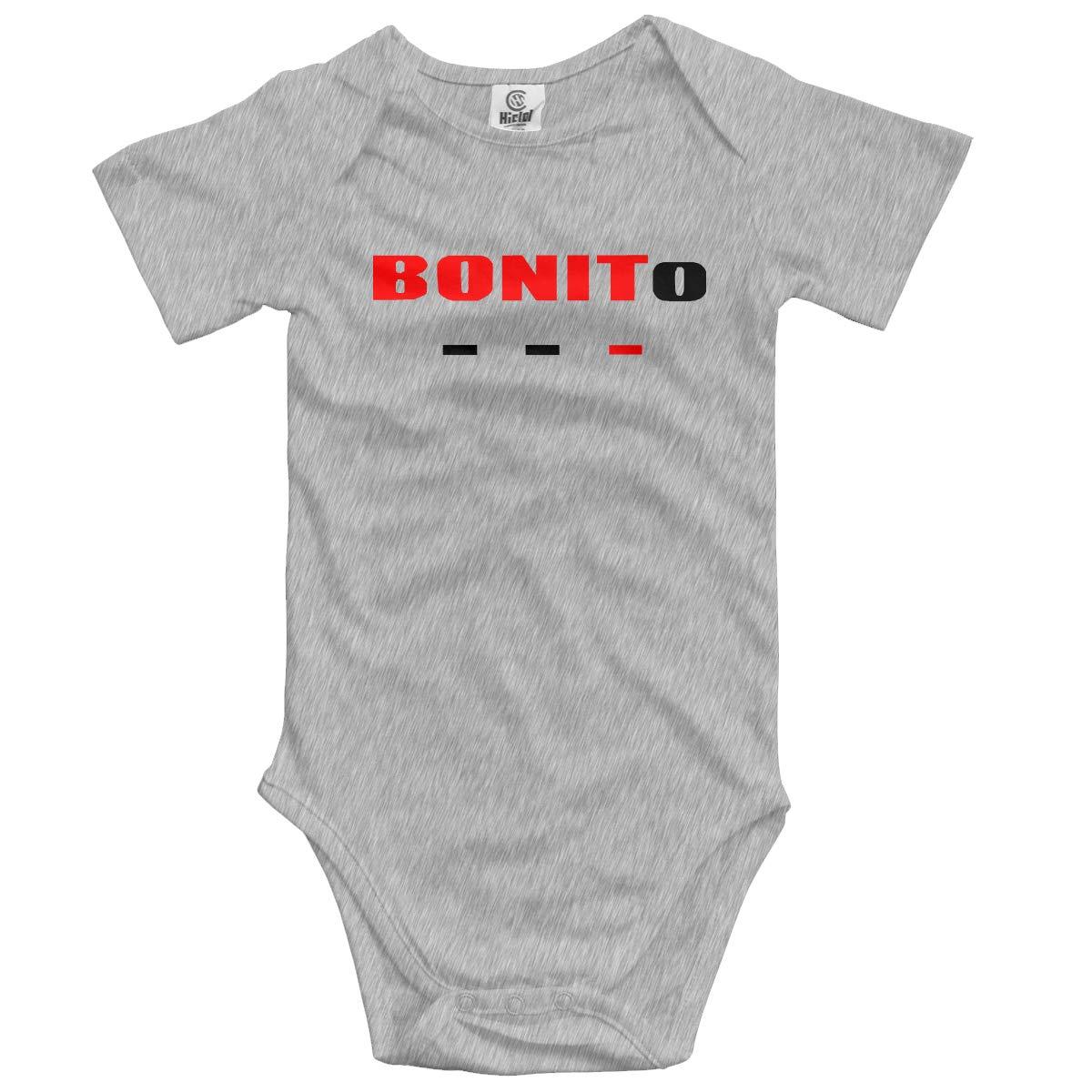 VANMASS Babys Bonito Short Sleeve Bodysuit Clothes Baby Playsuit