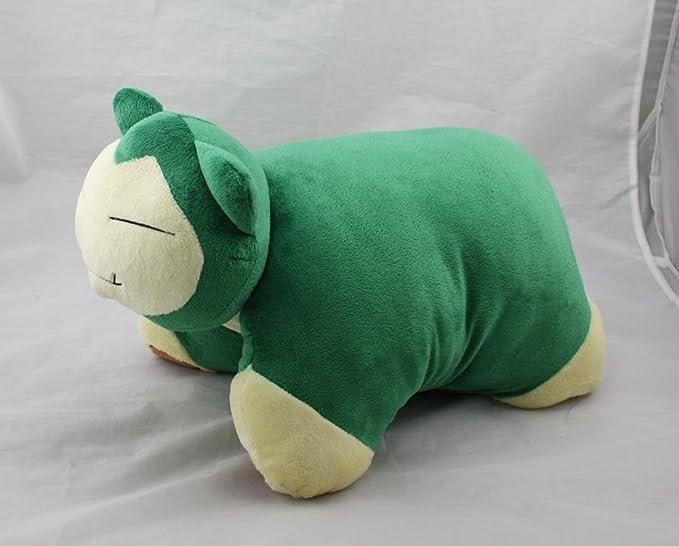 cuddlee mascota Pokemon Snorlax 15