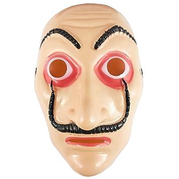 DS TOYS Máscara Salvador Dalí Cosplay Disfraz La Casa de ...