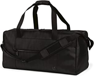 2cb7eb8e9499 BMW Genuine Main Collection Handy Travel Duffle Holdall Bag in Black  80222454680
