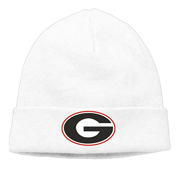 University Of Georgia Skull Cap Beanie Hat  Amazon.ca  Clothing    Accessories f8e3f8888