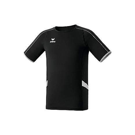 e3a9b2d18ac9c Erima Alpha - Camiseta de manga corta infantil para running (talla 128)