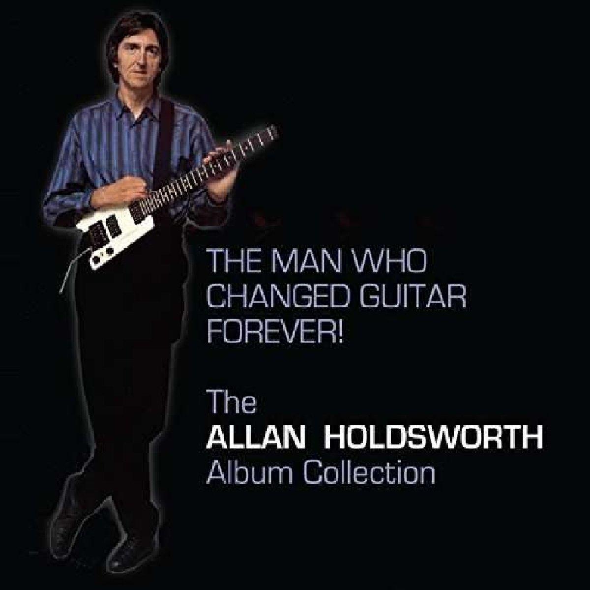CD : Allan Holdsworth - The Man Who Changed Guitar Forever (Bonus Tracks, Boxed Set, 12 Disc)