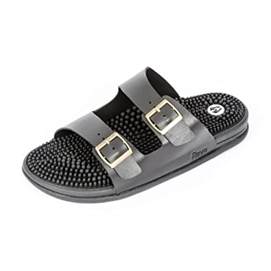 Seva Sandals Reflexology Sandals For Men & Women. Shock Absorbing Cushion Comfort & Arch Support