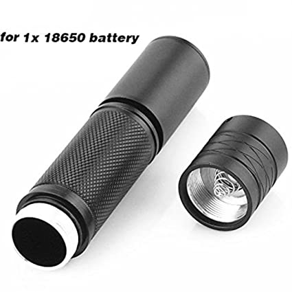 best loved 4d7dd 1b103 Image Unavailable. Image not available for. Color  oldeagle 5W 850nm LED  Infrared IR Flashlight Torch Zoomable For Night Vision Scope Black