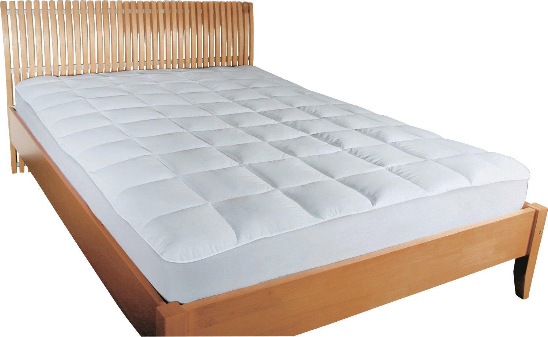 Ansprechend Bett Größe Ideen Von Mesana Premium Matratzen-schoner Größe: 90x190 Bis 100x200