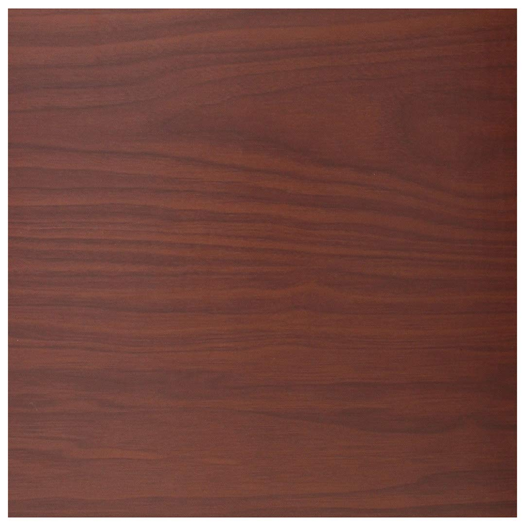 Wood Grain Contact Paper Film Countertops Vinyl Wallpaper Sticker Peel and Stick Self-Adhesive Wrap Authentic Red Sandalwood Look, Durable,Waterproof for Kitchen Home and Office(40cm x 200cm/1.3ft x 6.5ft) XidaQ