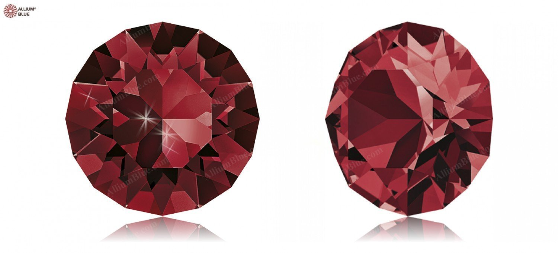 PP21 (2.70  2.80 mm) Swarovski Crystals 1171771 Round Stones 1088 SS 34 SIAM F, 144 Pieces