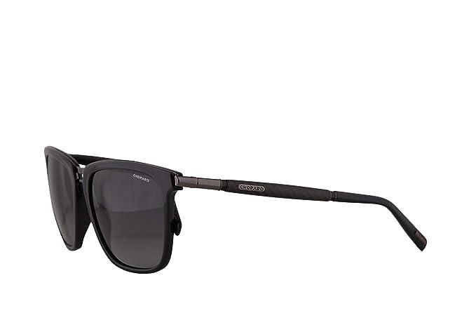 Amazon.com: Chopard SCH235 - Gafas de sol con lente gris ...