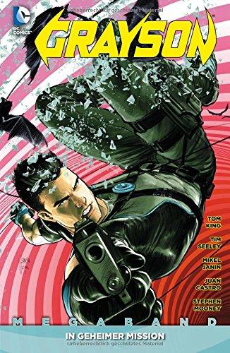 Grayson Megaband 1: In geheimer Mission