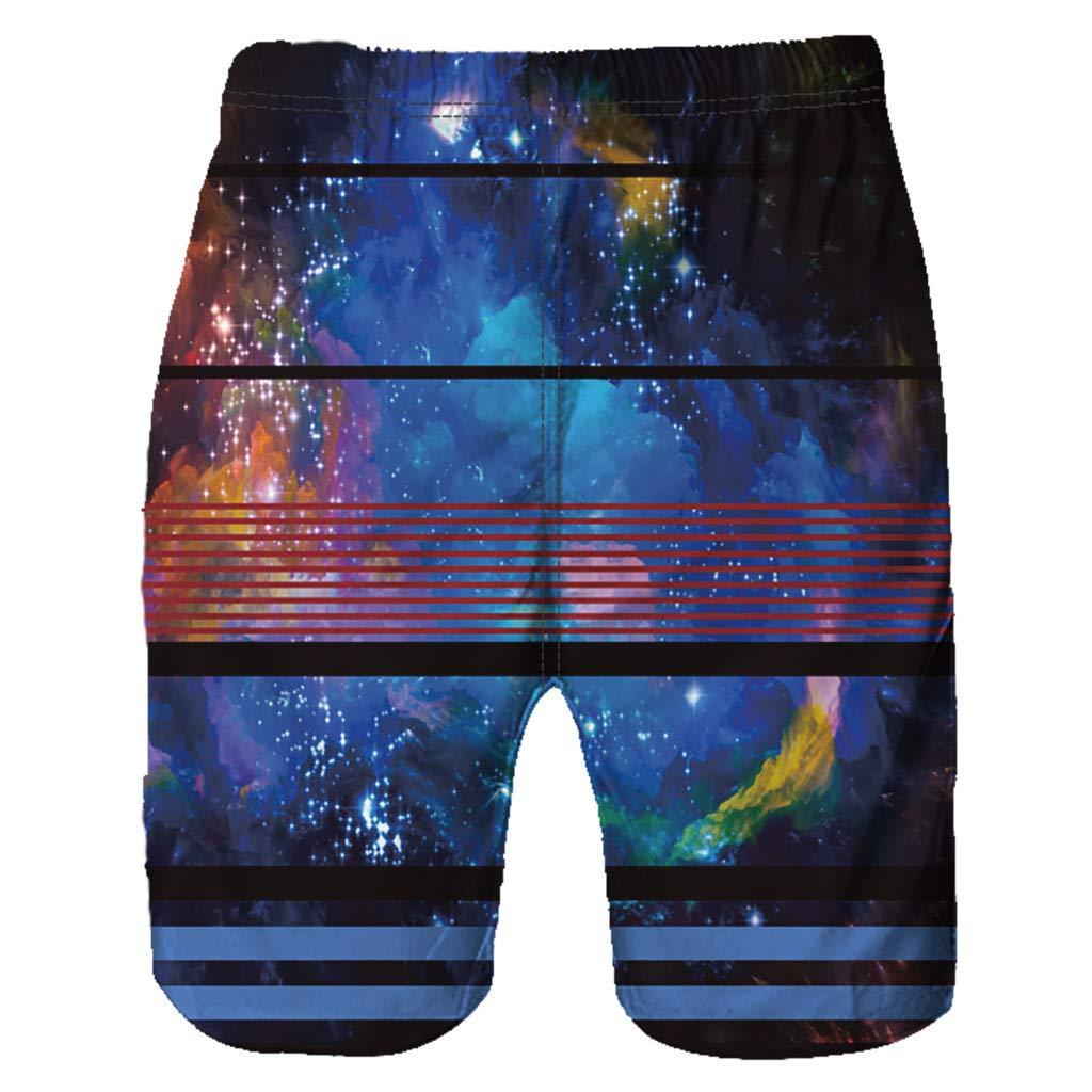 Short de Bain pour Homme Short de Bain pour Homme Pantalon Court de Plage Sport  Short ... 0730f13e785