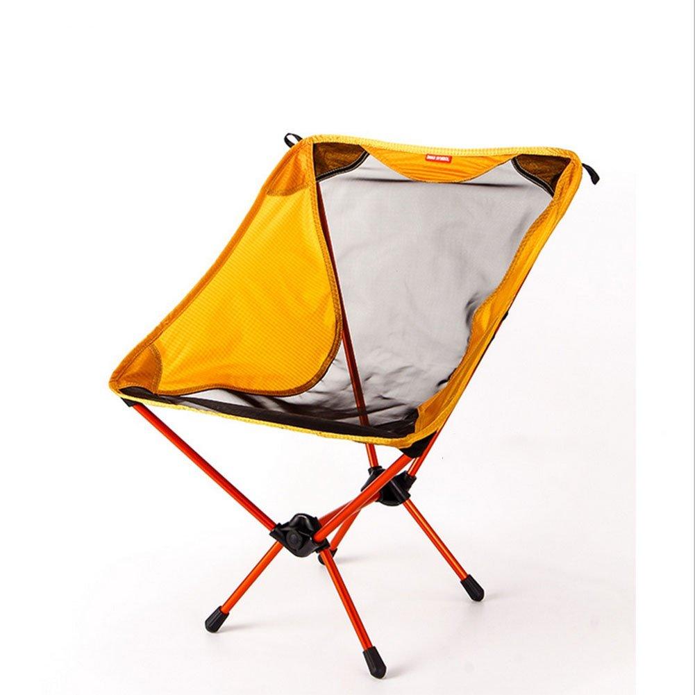 Klappstuhl 7075 Im Freien Aluminiumlegierung Camping Bbq Leichte Tragbare Stuhl