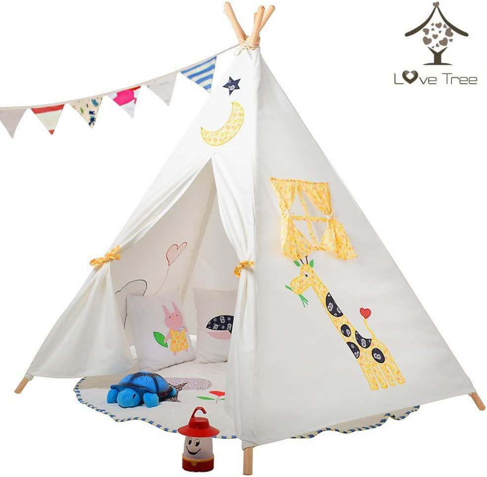 Top 15 Best Kids Teepee Tents (2020 Reviews & Buying Guide) 3