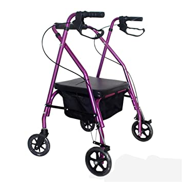 Rollator Especial Walker Freedom Mobility Asiento De Silla ...