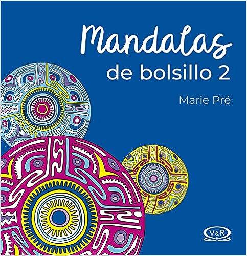 MANDALAS DE BOLSILLO 2 N.V. PUNTILLADO