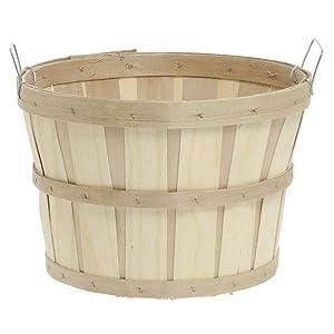 Half Bushel Basket with Side Handles, 14