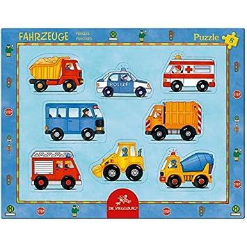 spiegelburg puzzle fahrzeuge