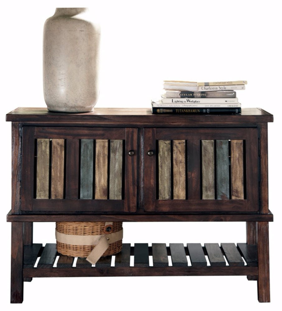 Amazon ashley furniture signature design mestler console amazon ashley furniture signature design mestler console table entertainment center rustic brown kitchen dining geotapseo Image collections