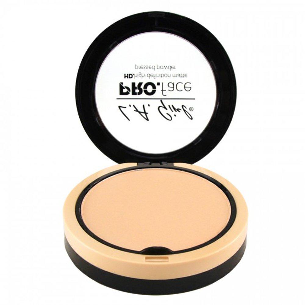 L.A. Girl HD Pro Face Matte Pressed Powder - GPP602 Classic Ivory