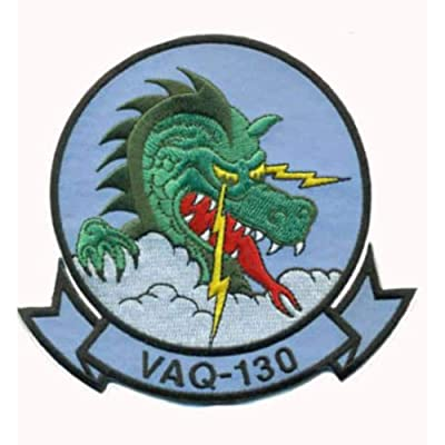 VAQ-130 Zappers Squadron Patch – Sew On: Clothing