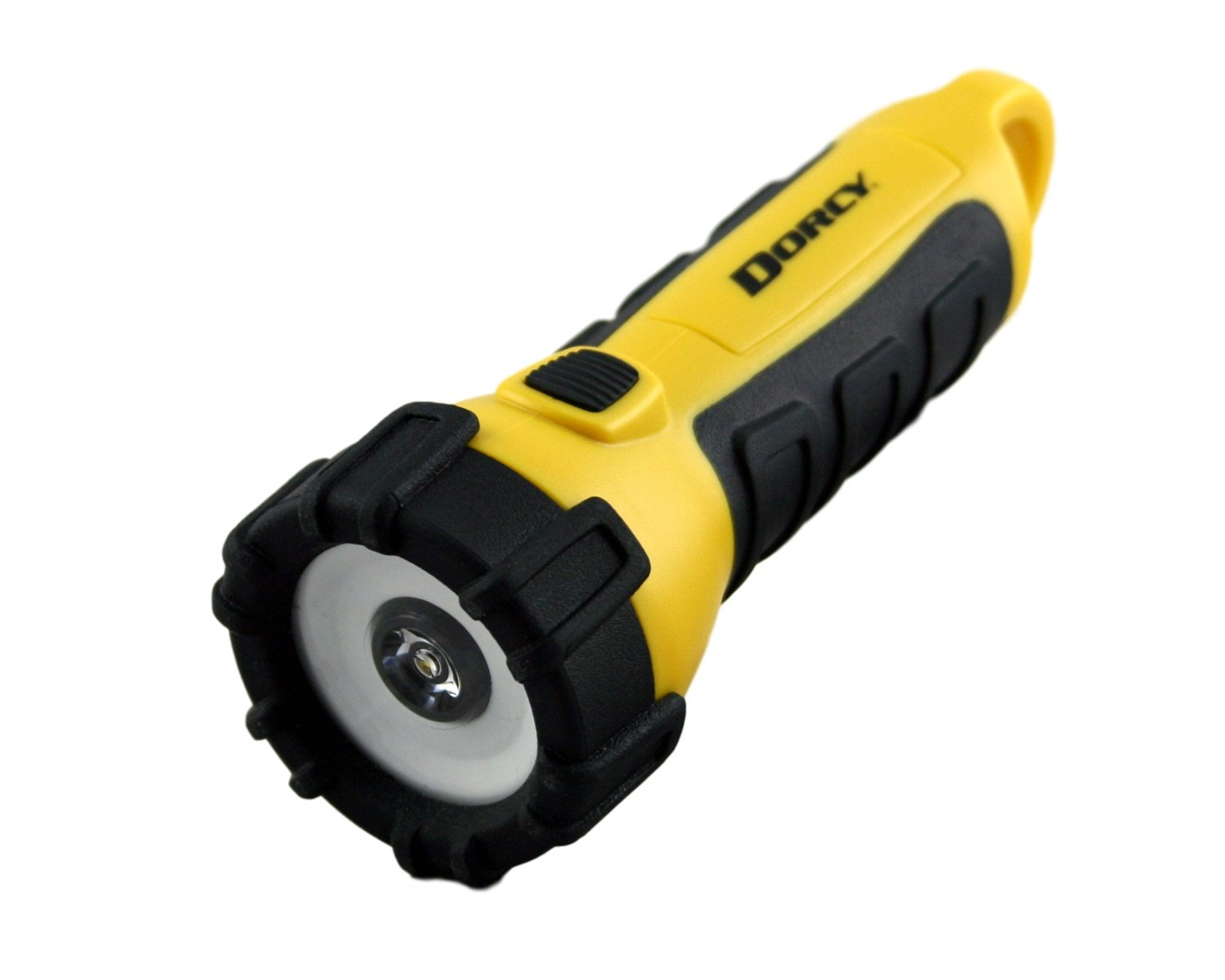 Dorcy 41-2521 3AA Portable Waterproof/Floating Flashlight, 150-Lumens