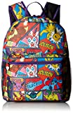 FAB Starpoint Boys' Character Comic Strip 16' Backpack, Multi