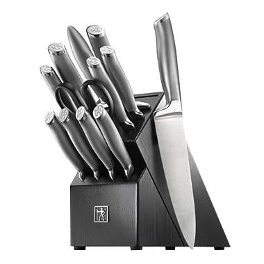 J.A. Henckels International Modernist 13-pc Knife Block Set