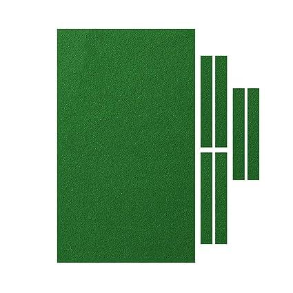 PENCIL2 Paño de Mesa de Billar, Accesorios de Fieltro para Mesa de ...