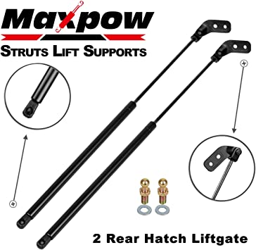 1 New Left Rear Hatch Lift Supports Strut Prop Rod Escort Tracer