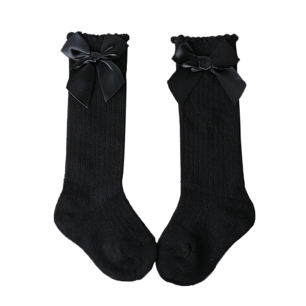 Unisex Baby Girls Socks, Srogem Infant Toddler Anti Skid Knee High Socks