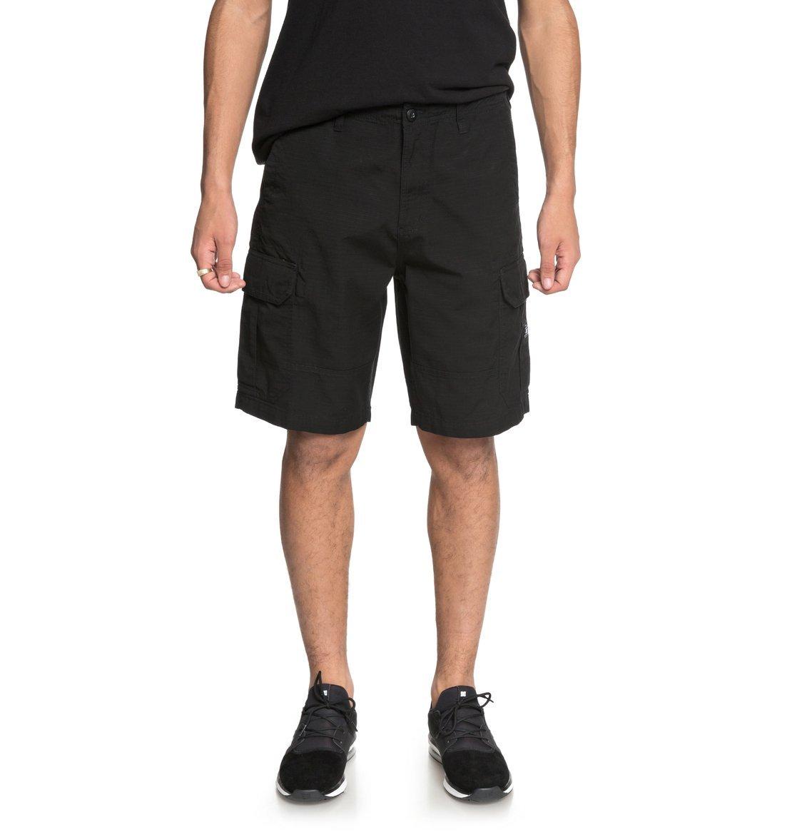 TALLA W32 (talla del fabricante: 32). DC Shoes Rpstp Cargo 21 M Wkst Kvj0 - Walk Shorts Hombre