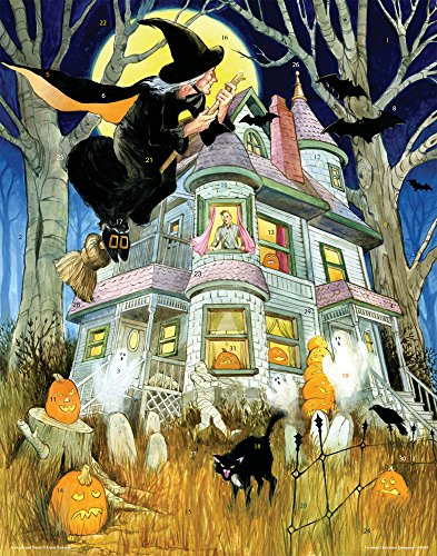 All Hallows Eve Halloween Countdown Calendar (Advent Calendar)]()