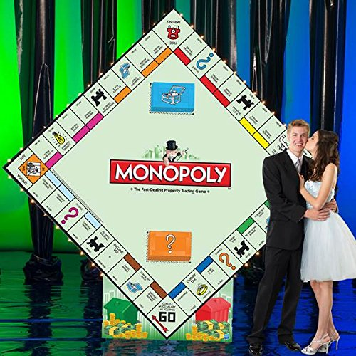 Giant Monopoly Board Standee ()