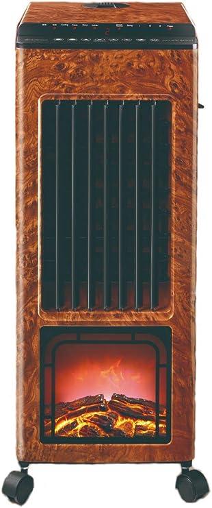 DXIII DELUXE13 Climatizador Calefactor Ventilador Humidificador Digital Pingüino Portátil Multifunción Frío 80W   Calor 1000W - 2000W   Mando a ...