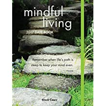 Mindful Living 2017 Date Book by Brush Dance (2016-06-01)