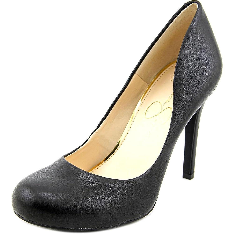 b2e241301fd Jessica Simpson Women's Calie Black Pump 5.5 M hot sale - lmtxjt ...