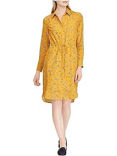 Ralph Lauren Floral Cotton Long Sleeve Shirtdress Size 10 Brand New Fit /& Flare