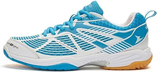 YPPDSD Zapatillas de bádminton, Movimientos múltiples Zapatillas de Running Zapatillas de Entrenamiento para la práctica de Motos Zapatillas de Jogging Unisex Zapatillas Deportivas,A,36: Amazon.es: Hogar
