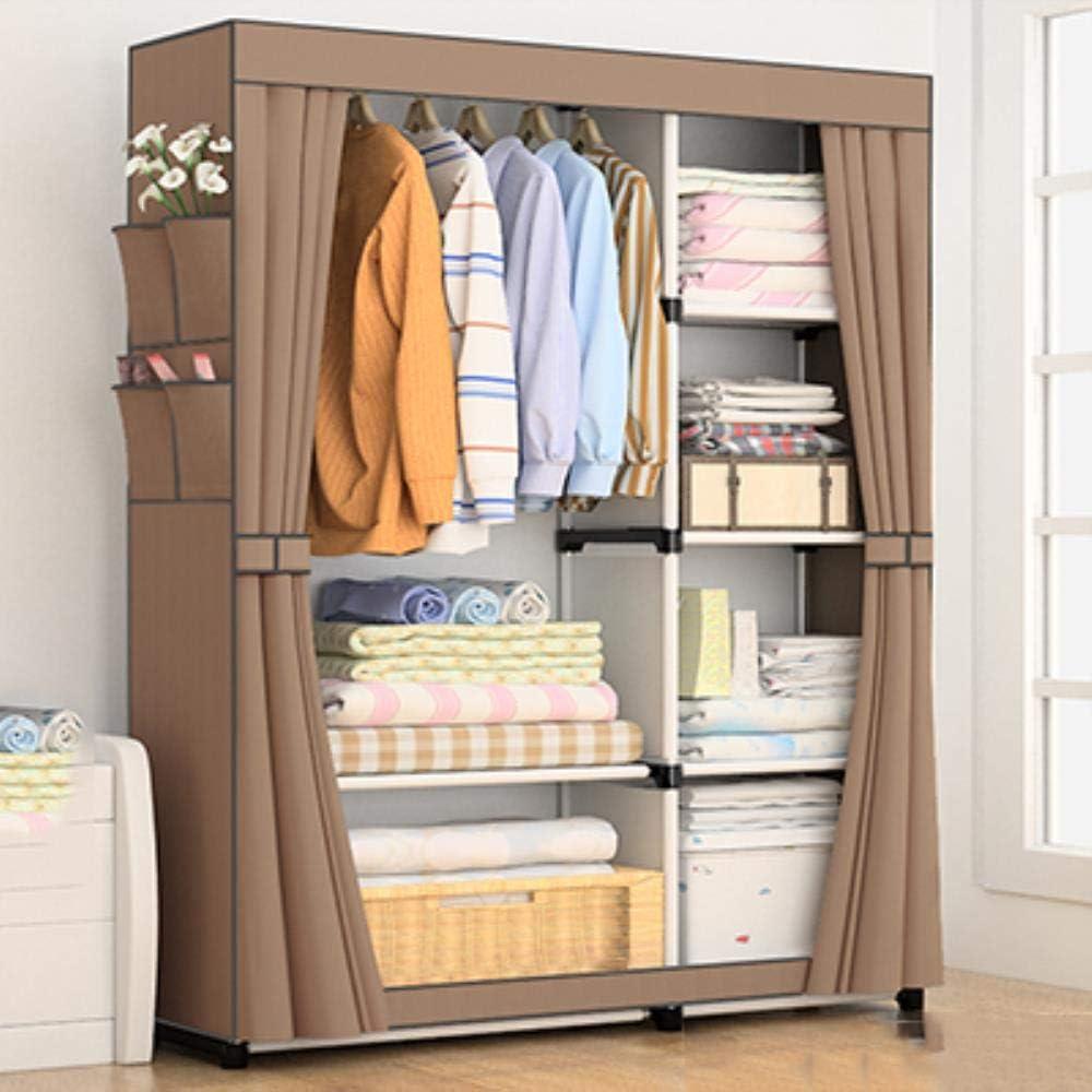 Emohkcab Diy Non Woven Fold Portable Storage Furniture When The Quarter Wardrobe Cabinet Bedroom Furniture Wardrobe